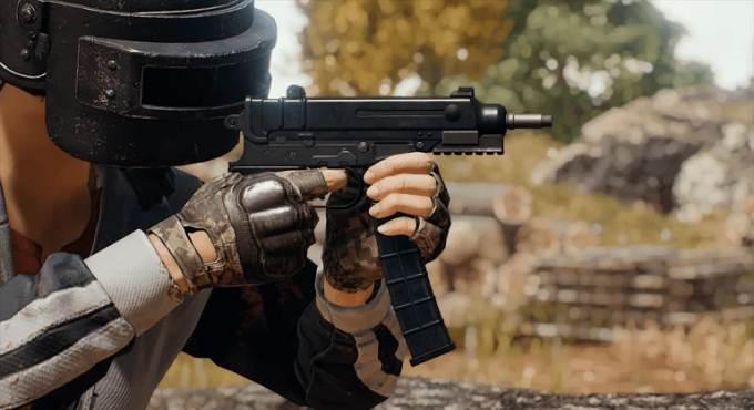 PUBG Saison 6 défis d'arme Skorpion