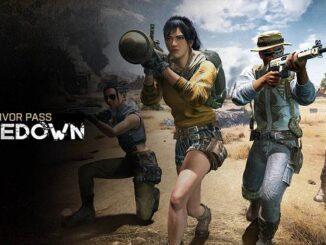 Passe de survivant Shakedown PUBG Saison 6