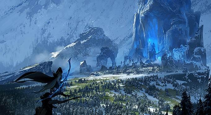 Région Freljord dans Legends of Runeterra