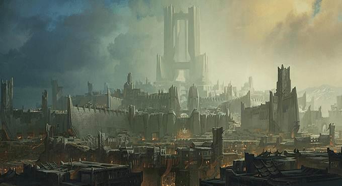 Région Noxus dans Legends of Runeterra guide