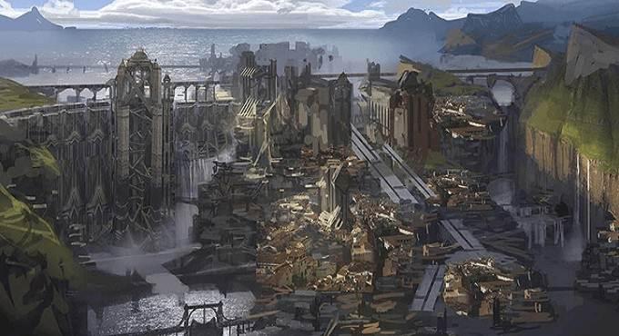 Région Piltover & Zaun dans Legends of Runeterra Wiki guide