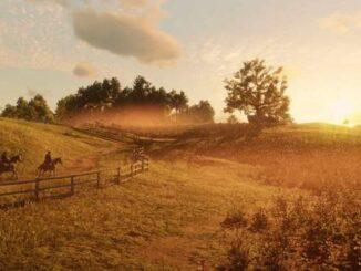 Red Dead Redemption 2 mode photo ajouté sur Xbox One et nouveau contenu