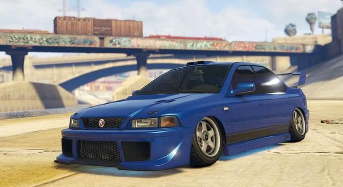 Sultan Classic Nouveau véhicule mode en ligne de GTA 5.jpg