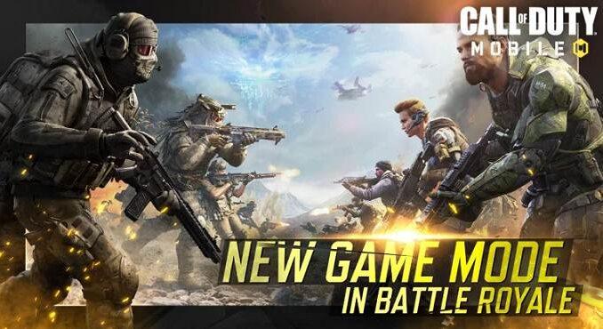 Téléchargez Call of Duty Mobile Apk + Mod + Data pour Android