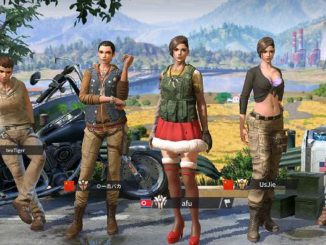 Telecharger RULES OF SURVIVAL android APK version complète