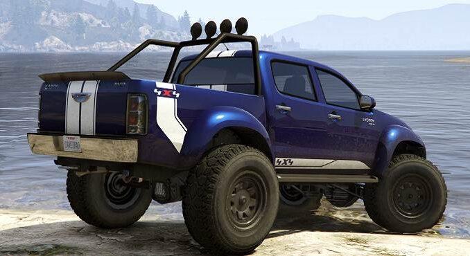 The Everon GTA Online Diamond Casino véhicules guide