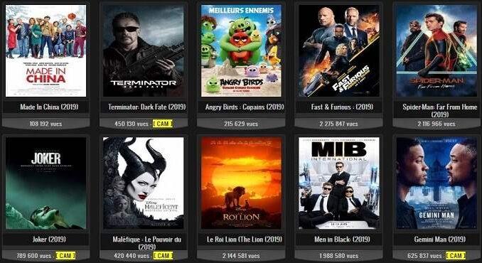 Top 14 des meilleurs sites de streaming gratuits pour films, séries en français