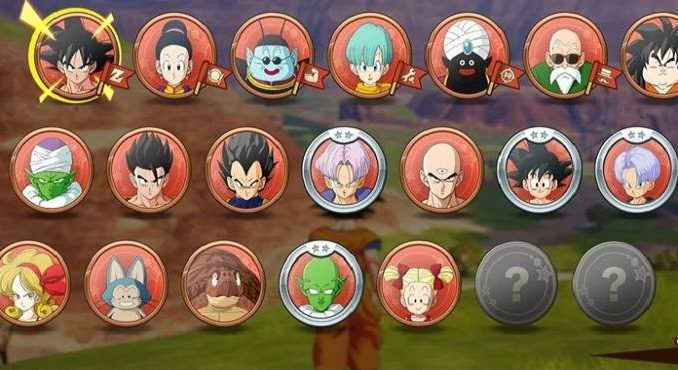 comment débloquer emblèmes d'âme dans Dragon Ball Z Kakarot guide