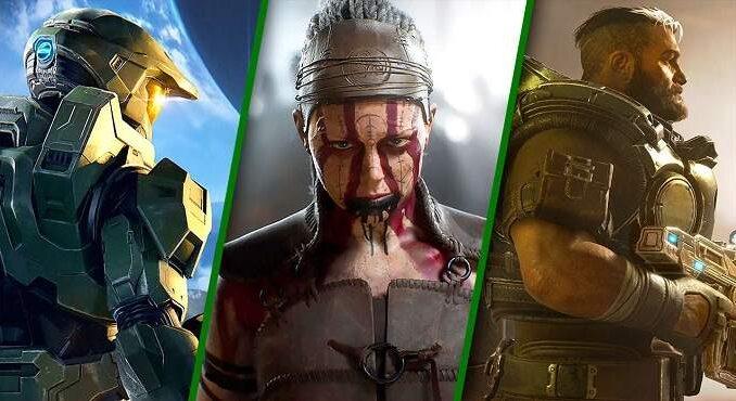 jeux exclusifs Xbox One et Xbox Series X confirmés pour 2020