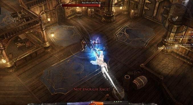 Alastor Boss dans Wolcen Lords of Mayhem Guide