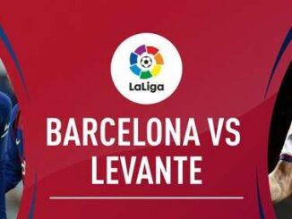 Barcelona vs. LevanteLa Liga 2020 kazyoo