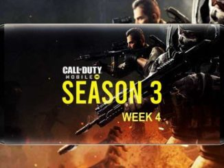 Défis Call of Duty Mobile Saison 3 semaine 4 Guide