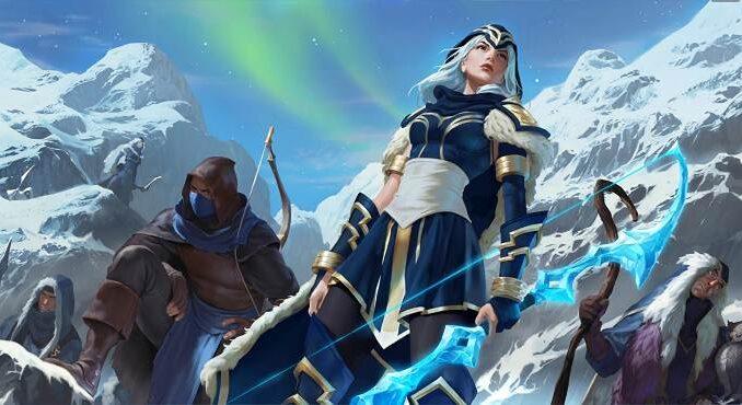 Construire un deck dans Legends of Runeterra Starter Deck