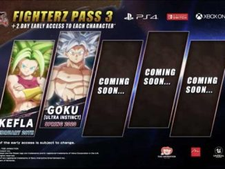 Dragon Ball FighterZ Pass 3 Kefla et Goku (Ultra Instinct)