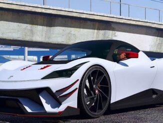Grotti Furia dans GTA 5 Online - GTA V Mise à jour