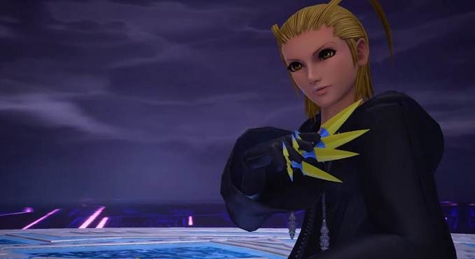 Kingdom Hearts III ReMIND, Episodes Limit cut - Porte VI Larxene Boss Guide