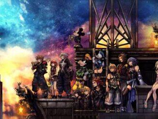 Kingdom Hearts III ReMIND Episodes Limitcut - Porte XII Jeune Xehanort