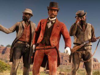 Mise à jour Red Dead Online Collection des amoureux Saint-Valentin Boosts d'XP, et plus