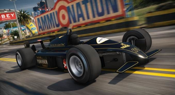 Ocelot R88 Grand Theft Auto 5 - GTA 5 Online