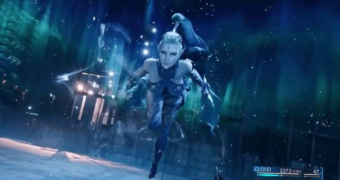 Shiva final fantasy 7 Remake FF7R guide