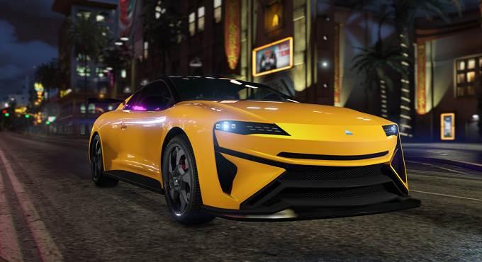 Överflöd Imorgon GTA 5 nouveau véhicule GTA Online - Mise à jour Mars 2020