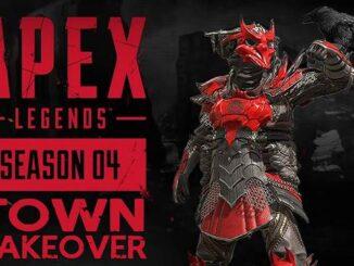 Bloodhound Town Takeover - Prise de contrôle de la ville Bloodhound pour la saison 4 d'Apex Legends dévoilés