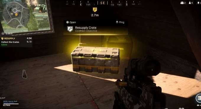 Guide Call of Duty Warzone, saison 2 Mission Produits frais
