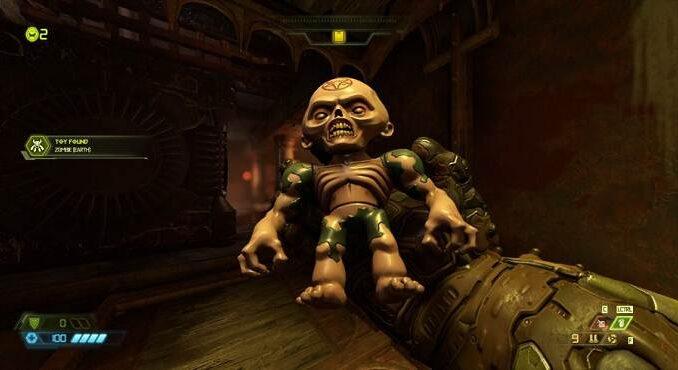 Tous les objets de collection et secrets Doom Eternal Enfer sur Terre guide