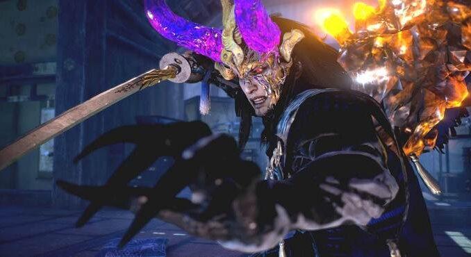Combat Boss Azai Nagamsa dans Nioh 2 mission Oiseau dans une cage de Nioh 2 Kodama Guide