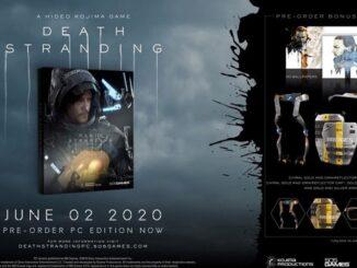 Death Stranding PC date de sortie est fixée au 2 juin