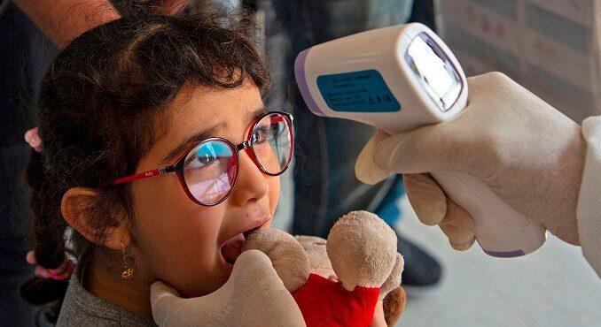 Enfants et coronavirus Les enfants peuvent-ils attraper un coronavirus