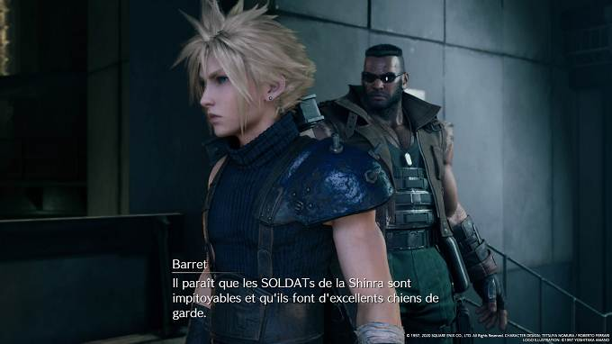 FF7 Remake Barret Wallace Wiki guide