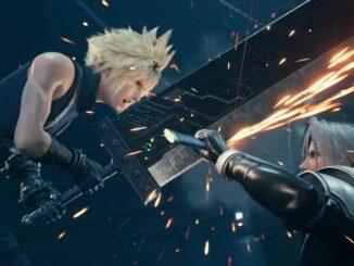 démo de Final Fantasy 7 Remake est disponible en téléchargement pour PS4
