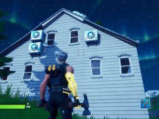 Fortnite Shadow Safe House Emplacement - Où trouver maisons sûres Dans Fortnite Guide