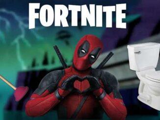 Guide Fortnite défis Deadpool semaine 3 Trouver le déboucheur de toilettes de Deadpool