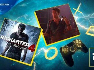 Jeux PS4 PlayStation Plus Avril 2020 annoncés