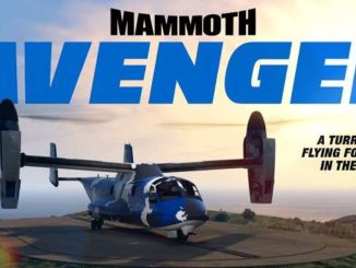 Mammoth Avenger GTA 5 Online Patch Notes Guide