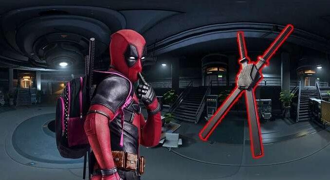 Où trouver les Katanas de Deadpooldans Fortnite Guide semaine 4