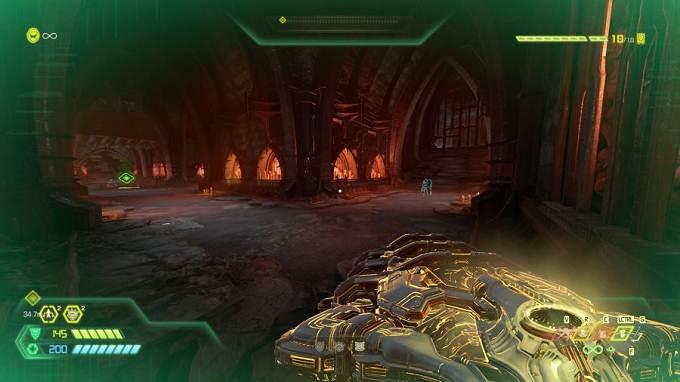Objets de collection et secrets Doom Eternal Nekravol - Mise à niveau Guide