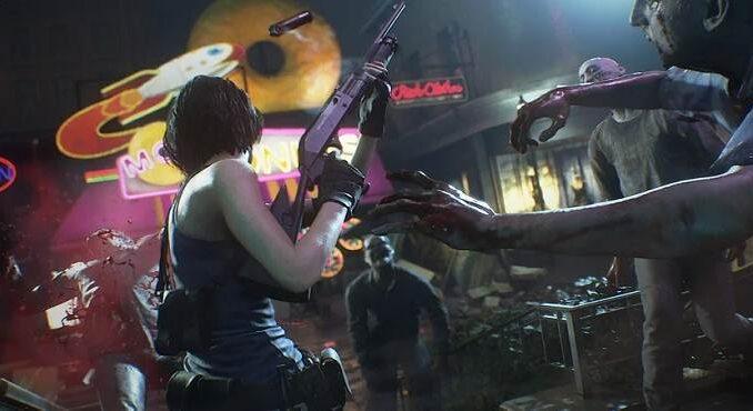 comment trouver le Fusil à pompe M3 dans Resident Evil 3 démo (2020) PS4