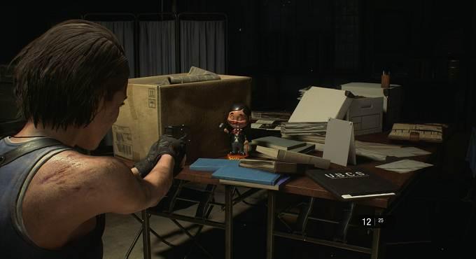 Solution complète Resident Evil 3 démo (2020)  - Figurines Charlie