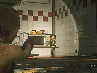 Guide Resident Evil 3 démo (2020) Où trouver les 20 figurines Mr. Charlie