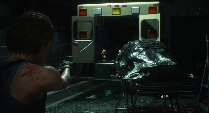 Guide Resident Evil 3 démo (2020) comment trouver les 20 figurines Charlie
