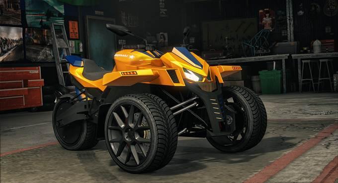 Stryder GTA 5 - GTA Online Mise à jour Mars 2020