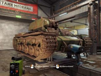 Tank Mechanic Simulator PC : Configuration système requise guide