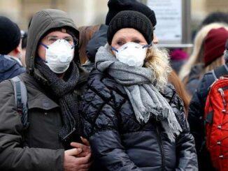 Voyager en France, conseils coronavirus dépassent les 2 200 et près de 50 décès