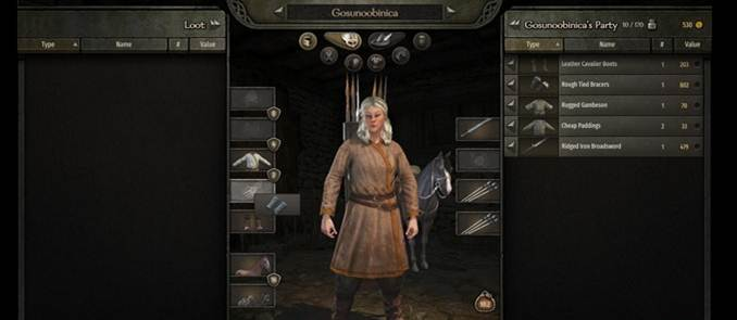 équiper les compagnons de Mount et Blade 2 Bannerlord Guide