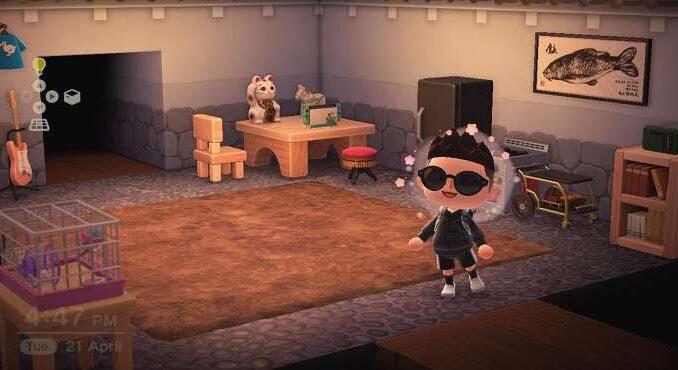 Feng Shui dans Animal Crossing New Horizons Guide