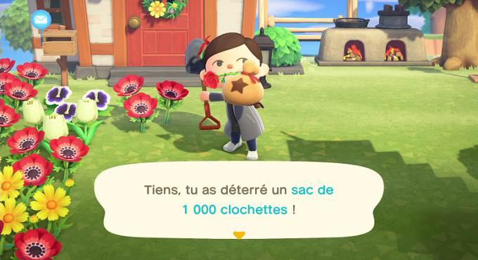 Comment faire pousser des arbres à clochettes dans Animal Crossing New Horizons Guide