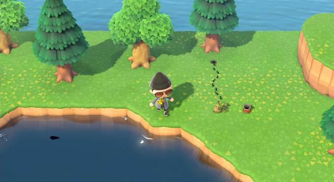 Attirer et attraper mouches et fourmis dans Animal Crossing New Horizons - Solution complète